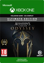 Assassin's Creed Odyssey: Ultimate Edition - Xbox One