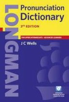Longman Pronunciation Dictionary Paper And Cd-Rom Pack