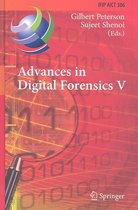 Advances in Digital Forensics V