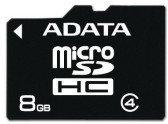ADATA 8GB Micro SD Class 4 Flashgeheugen