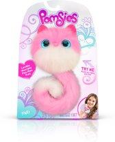 Pomsie knuffel - Pinky - Roze