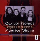 Int,Grale Des Quatuors/ Quators No