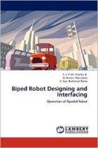 Biped Robot Designing and Interfacing