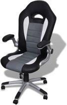 hjh office Racer Sport - Bureaustoel - Game - Zwart / grijs