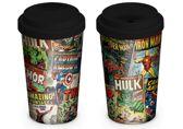 Marvel Retro Covers - Travel Mug