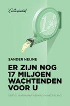 Boek cover Er zijn nog 17 miljoen wachtenden voor u van Sander Heijne (Onbekend)