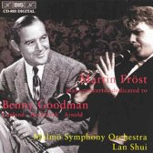 Martin Frost plays concertos dedicated to Benny Goodman