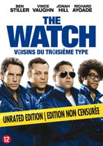 DVD cover van The Watch