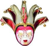 Masker Venice joker donna