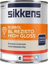 Sikkens Rubbol BL Rezisto High Gloss Camouflage Green 3029 1 liter