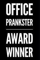 Office Prankster Award Winner