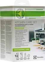 Electrolux Keuken Care Set voor oven, koelkast en RVS - E6KK4102 - universeel