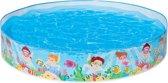 Intex Snapset Palm 152x25cm - Kinderzwembad