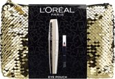 L'Oréal Paris Volume Million Lashes Mascara en Mini Super Liner Le Khol Oogpotlood Giftset - Make-up Geschenkset