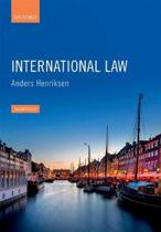 Afbeelding van International Law