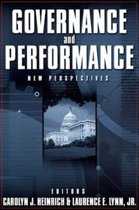 Governance and Performance