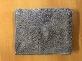 Nano - plus - Microdoeken - Microvezeldoek - schoonmaakdoek - Grijs