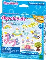 Aquabeads Thema navulling Pastel Sprookjesset 31632 - Hobbypakket