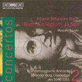 Bach - Brandenburg Conc.