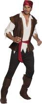 Piraat Thunder - Carnavalskleding - Heren