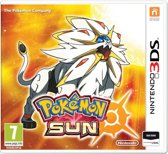 Pokemon Sun - 2DS + 3DS - UK versie