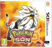 Pokemon Sun - 2DS + 3DS - UK versie