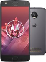 Motorola Moto Z2 Play - 64GB - Dual Sim - Grijs