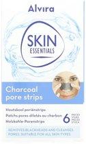 Skin Essentials houtskool Mee-eters verwijderaar