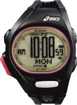 Asics Digitaal Horloge - 44,1 mm - Zwart
