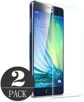Screenprotector Glas Folie Tempered Glass voor Samsung Galaxy A5 2015 A500 2 stuks