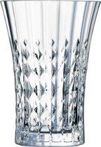 Eclat Lady Diamond Longdrinkglas - 36 cl - Set-6
