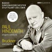 Hindemith Conducts Bruckner Symphon