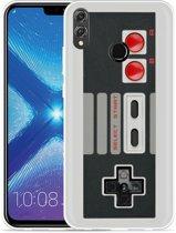 Honor 8X Hoesje Retro Controller Classic