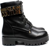 Versace jeans Couture biker boots - zwart