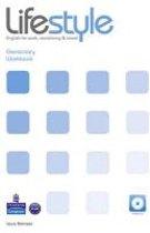 Lifestyle Elementary Workbook and Workbook CD Pack