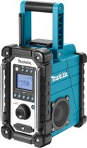 Makita DMR107 Accu Bouwradio 7.2V - 18V Losse Body