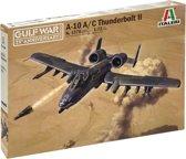 Italeri A-10 Thunderbolt II 1:72 Montagekit