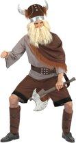 Viking kostuum voor heren - Verkleedkleding