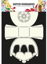 Dutch Doobadoo Dutch Box Art stencil koets A4