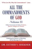 All the Commandments of God—Volume Ii
