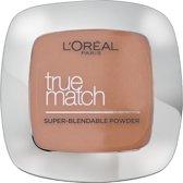 L'Oréal Paris True Match Foundation - W6 Honey - Poeder