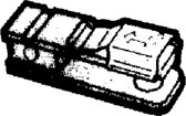 Ultraflex Accessoires voor motorbedieningskabels / L26