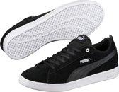 PUMA Smash Wns V2 Sd Sneakers Dames - Puma Black / Puma Black - Maat 38.5