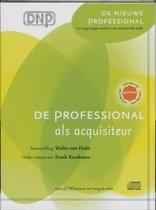 De professional als acquisiteur (luisterboek)
