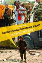 Disaster Response and Homeland Security