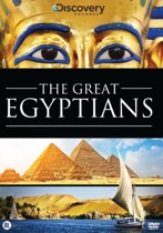 DVD cover van Discovery Channel : The Great Egyptians