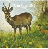 Kalender Rien Poortvliet - Natuur (30 x 30)