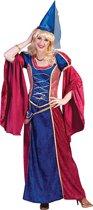 Middeleeuwse & Renaissance Kostuum | Jonkvrouw Isabella | Vrouw | Maat 40-42 | Carnaval kostuum | Verkleedkleding