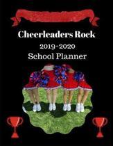 Cheerleaders Rock: 2019-2020 School Planner