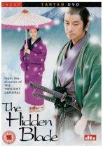 Hidden Blade, The (Import) (dvd)